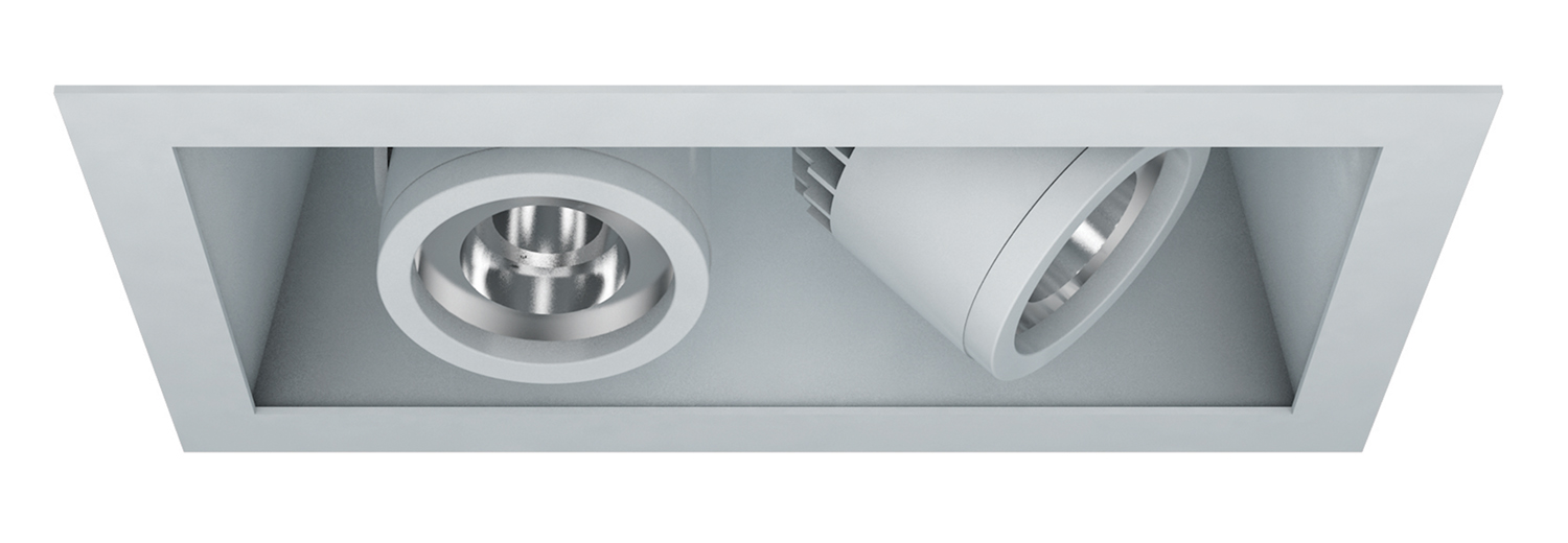 Recessed – 2 Light