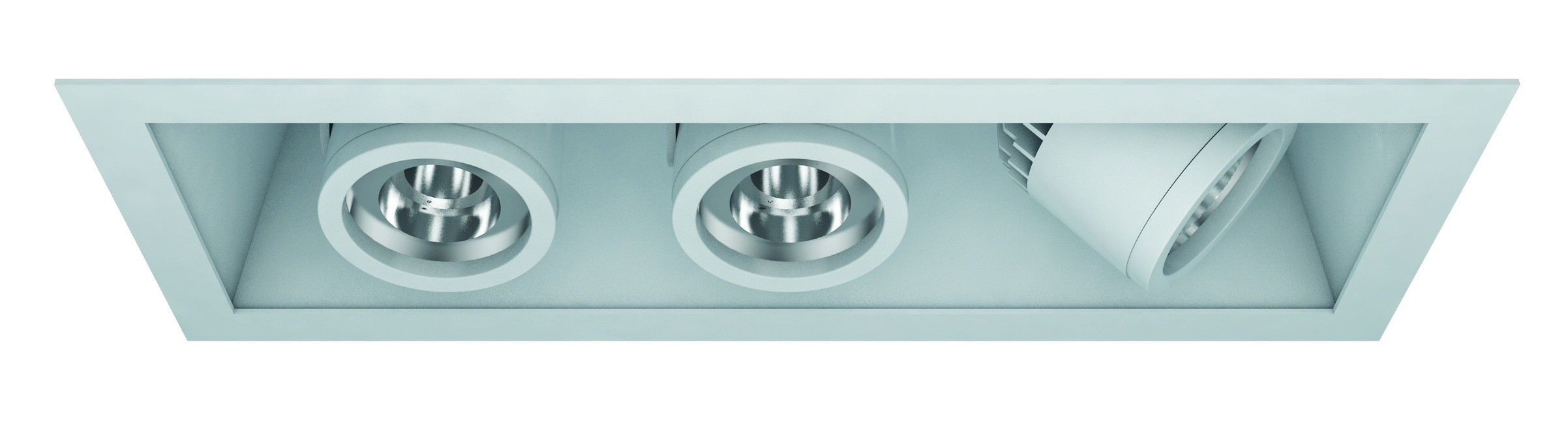 Recessed – 3 Light