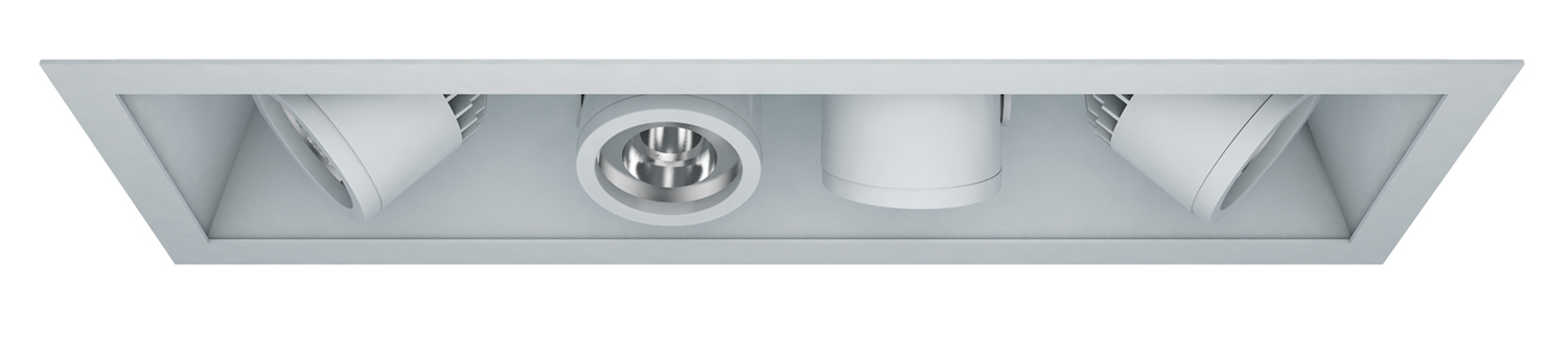 Recessed – 4 Light